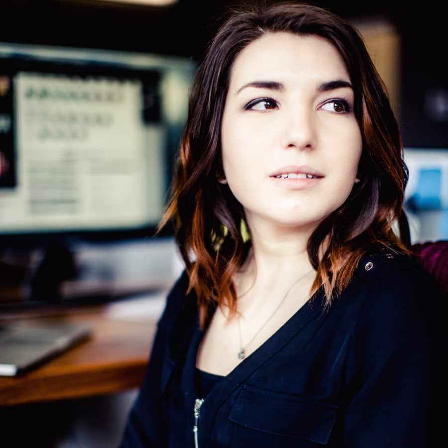 Karoline | Web Designer