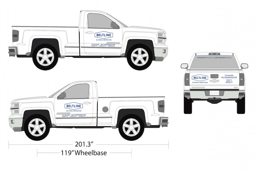 Graphic Design Services - Vehicle Wrapping | Print Design