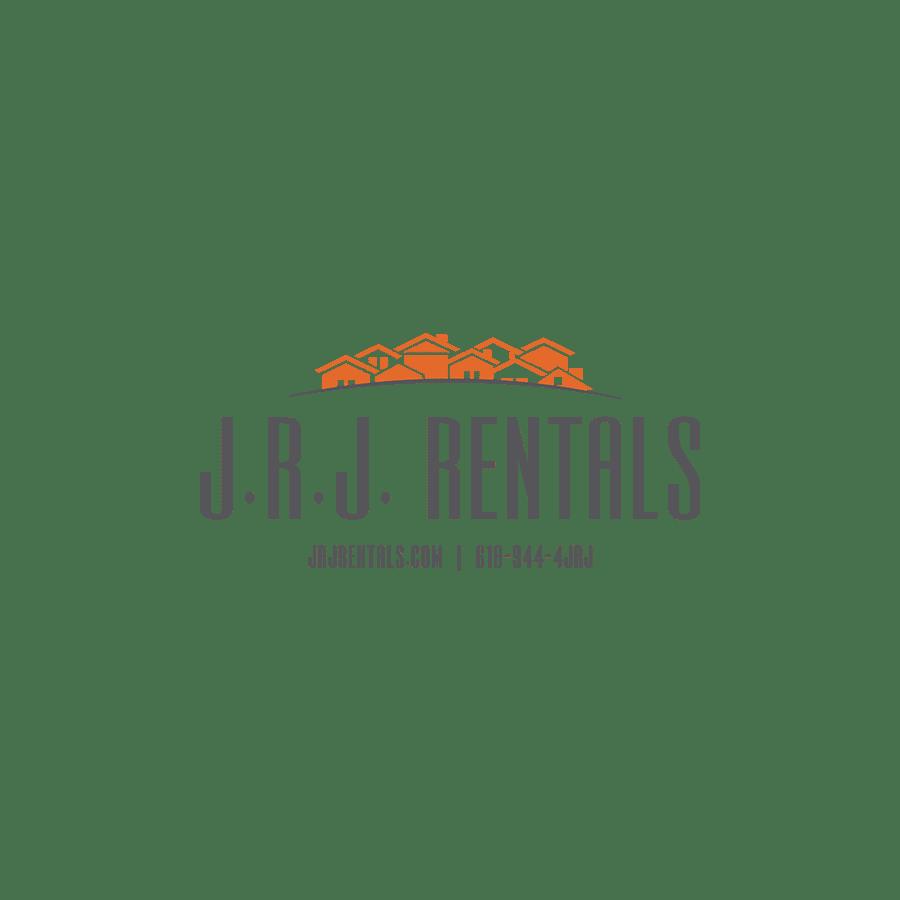 jrj rentals logo | branding