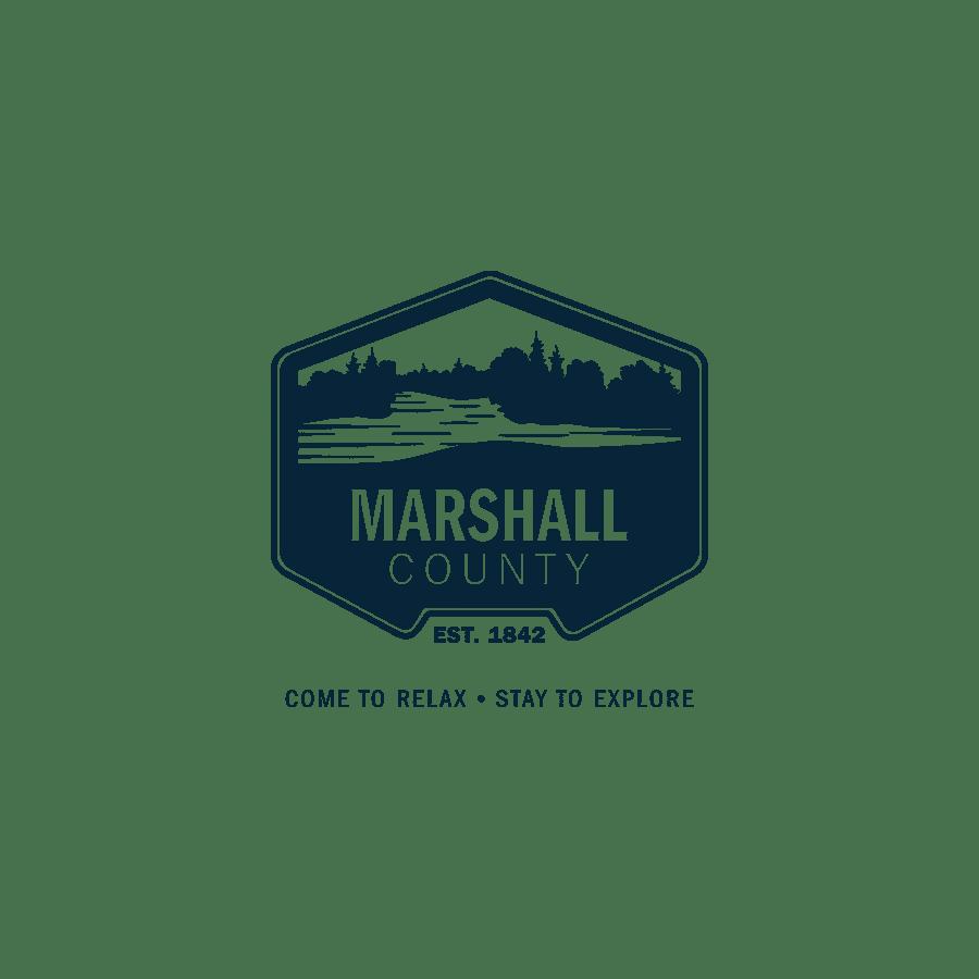 marshall logo | branding