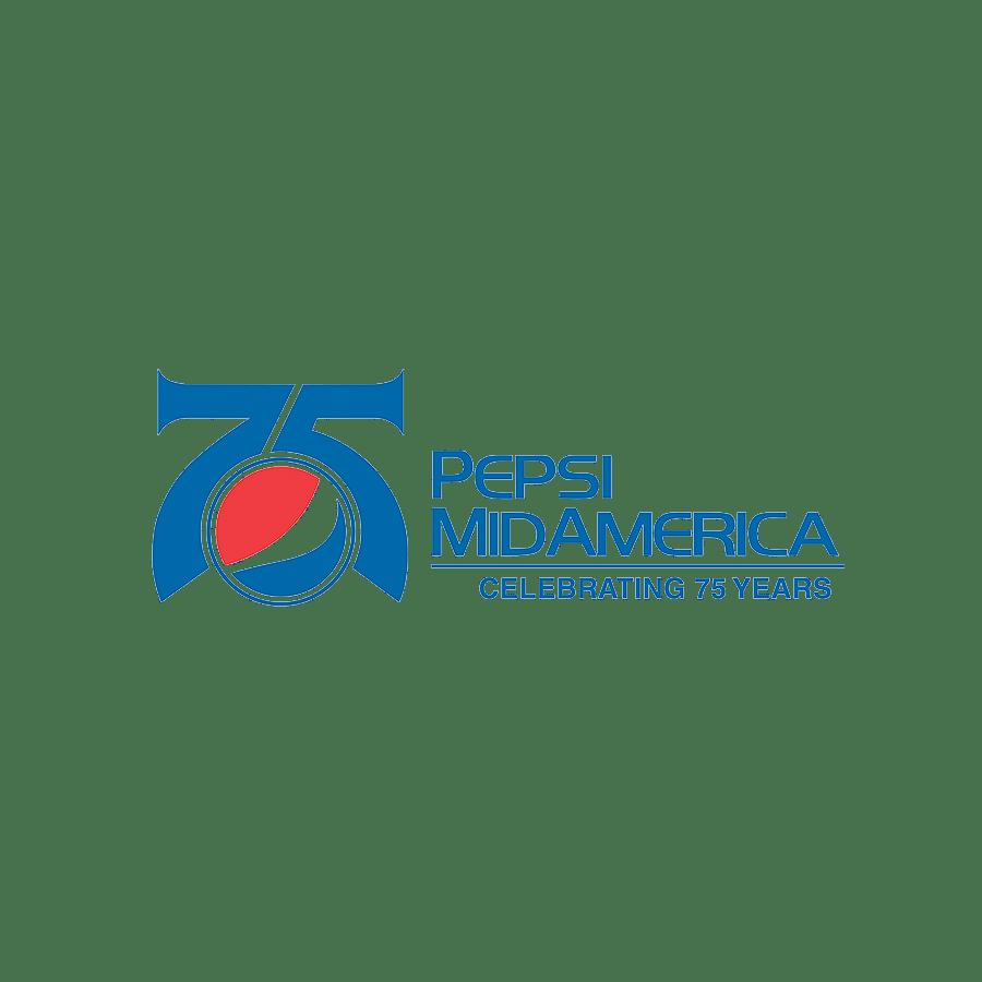 pepsi 75 logo 2 | branding