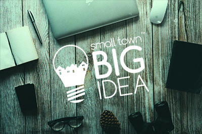 small town big idea website | web design | marketing company