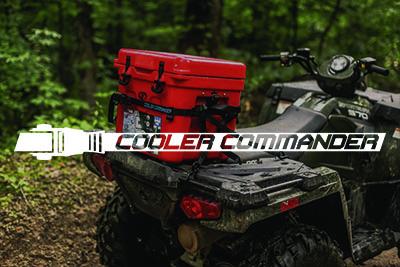 Cooler Commander Web Design