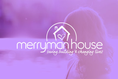 merrymanhouse Website Design
