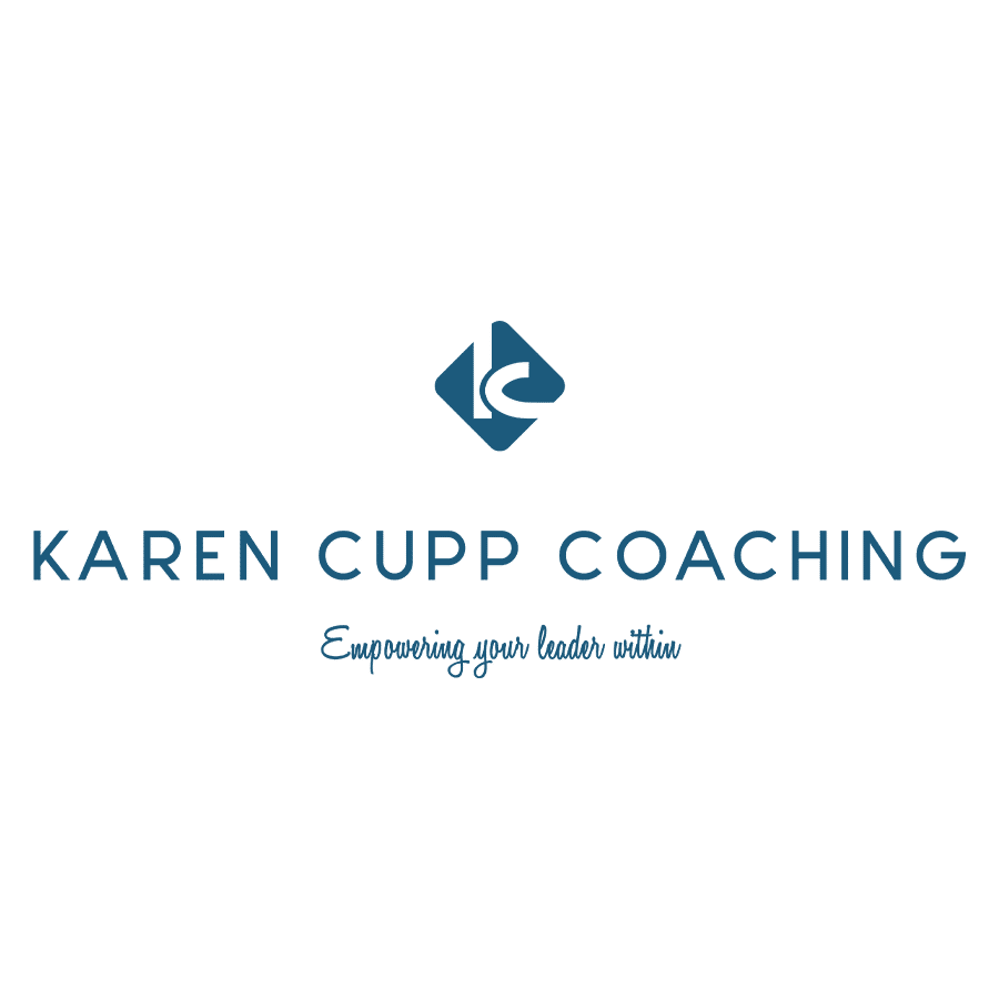 karen cupp logo | branding