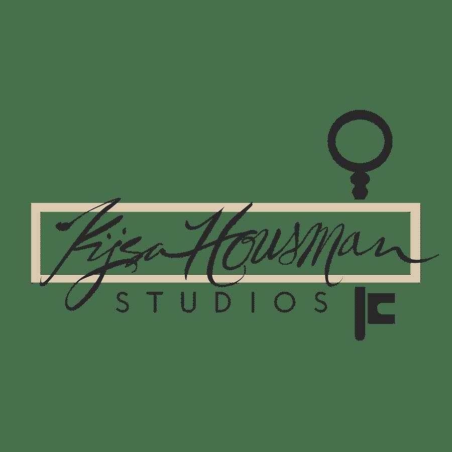 kijsa housman logo | branding